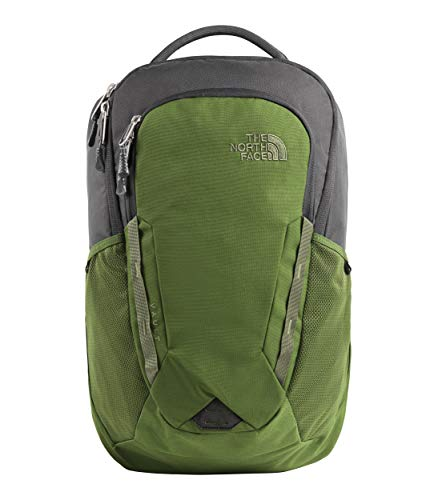 - The North Face Unisex Vault Backpack Garden Green/Asphalt Grey One Size
