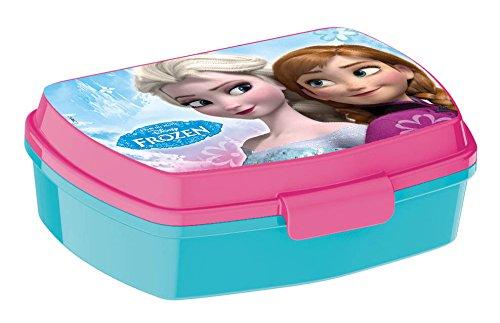 69 opinioni per Disney 755774- Frozen Portamerenda, 18 x 15 x 8 cm