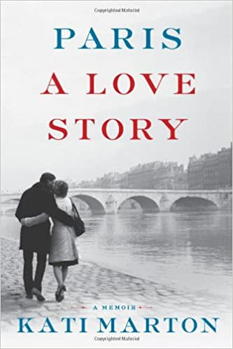 Romantic Books to Read on Valentine's Day 2017: Paris A Love Story