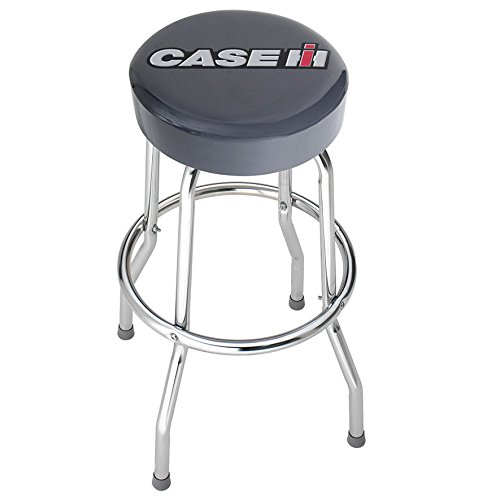 Plasticolor Molded Ih Case Garage Stool Case Ih Farm Tractor Barn International Harvester Bar Stool Chair