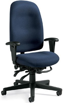 Amazon.com  Global 3217 High Back Discount Office Chair Black  Office Products  sc 1 st  Amazon.com & Amazon.com : Global 3217 High Back Discount Office Chair Black ...