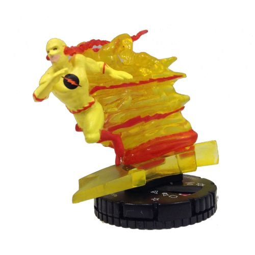 (Heroclix DC The Flash #053a Professor Zoom Figure Complete with Card)