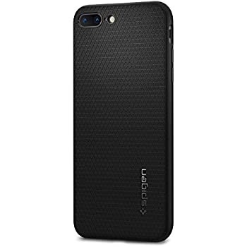 Iphone 7 Plus 8 Plus Case Liquid Air Armor Black