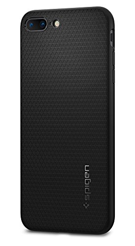 Spigen Liquid Air Armor iPhone 8 Plus Case/iPhone 7 Plus Case with Durable Flex and Easy Grip Design for Apple iPhone 8 Plus 2017 / iPhone 7 Plus 2016