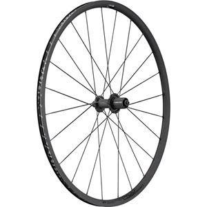 DT Swiss PR 1400 Dicut Oxic Road Wheel - Tubeless Black, Rear, - Rear Tubeless Wheel