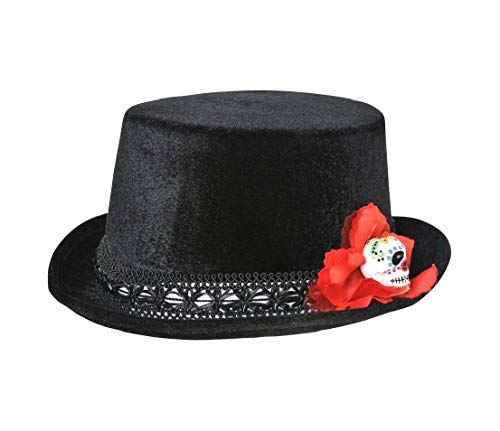 Ovedcray Costume series Day of The Dead Mini Top Hat for $<!--$31.14-->