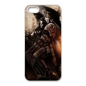 Raven Guard Warhammer 0 Game iPhone5s Cell Phone Case White 6KARIN-222678