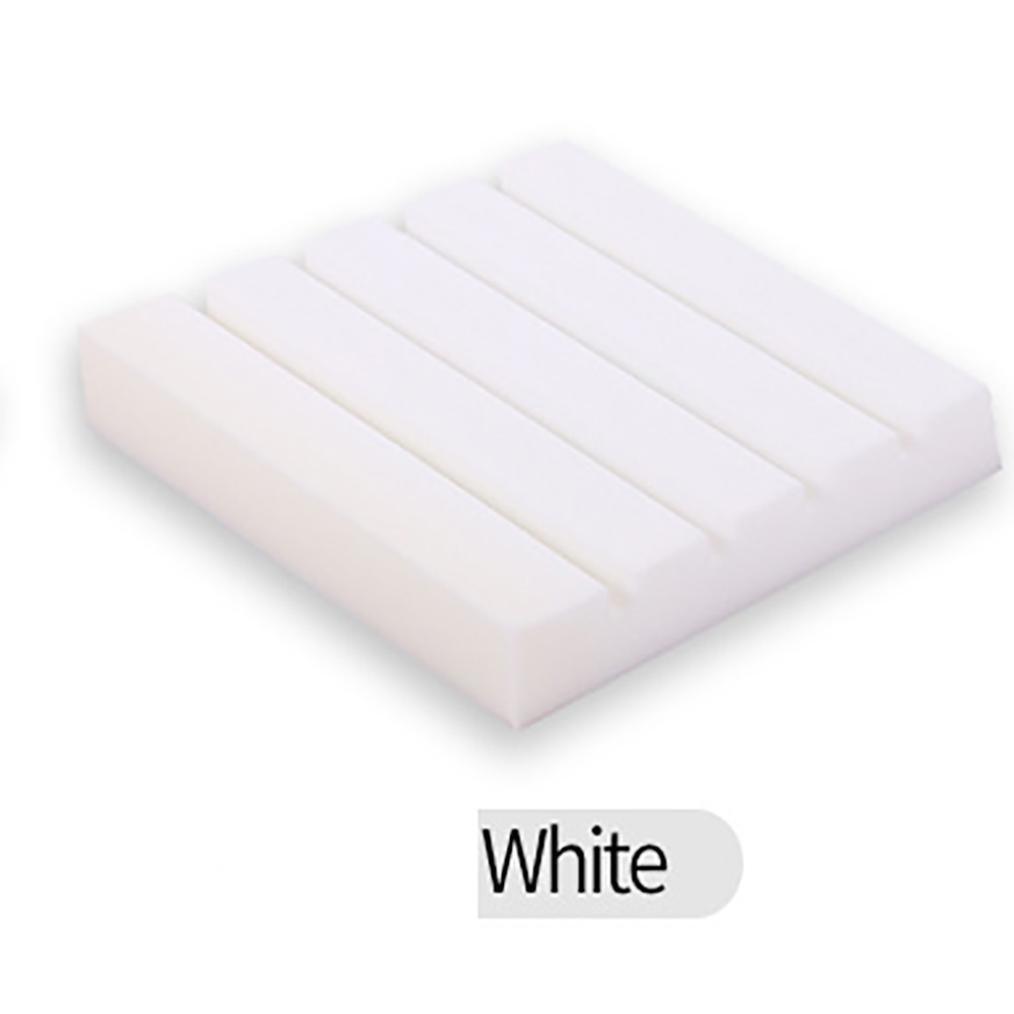brilliantllc Acoustic Foamパネルサウンド停止吸収スポンジStudio KTV防音Treatment (ホワイト) B078H7YTBK