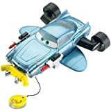 Cars Finn Bath Blasting Vehicle Playset