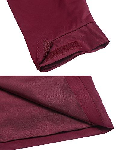 Transition Hop Zipper Vin Coofandy Bomber Mens Veste Rouge Clubwear Hip Mode Jacket Veste De tCohxdrsBQ