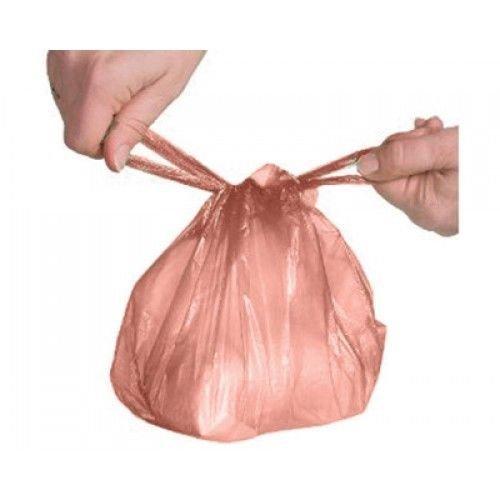 Mycs 2x 300Sac de couches jetables Sacs Poubelle Rose parfumée Poignée parfumée parfumée MYCS GLOBAL