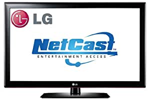 LG 47LD650 47-Inch 1080p 240 Hz LED LCD HDTV, Black with Internet Applications