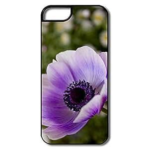 Designed Men's Cases Funny Purple Poppy