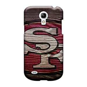 Shockproof Hard Cell-phone Case For Samsung Galaxy S4 Mini (trZ1149MyUQ) Support Personal Customs Stylish San Francisco 49ers Image