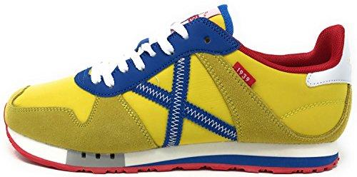 Massana Munich 254 Sneaker Giallo 254 Munich Massana 254 Giallo Sneaker Sneaker Munich Massana pwCSfTq