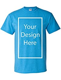Add Your Own Text Design Customizable Personalized Adult T-Shirt Tee