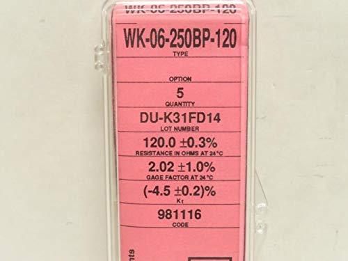 M-M WK-06-125AD-350W Lot-5, Precision Strain Gauges, Lead Free