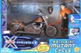 Toy Biz Marvel Comics X-Men Evolution Wolverine Mutant Cycle (Logan) Exclusive