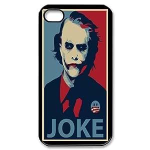 DIY Stylish Printing JOKER Cover Custom Case For iPhone 4,4S MK1C503329