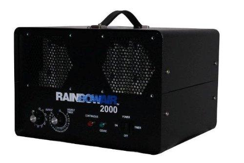 Rainbowair 5600-II Activator 2000 Room Deodorizer by Rainbowair