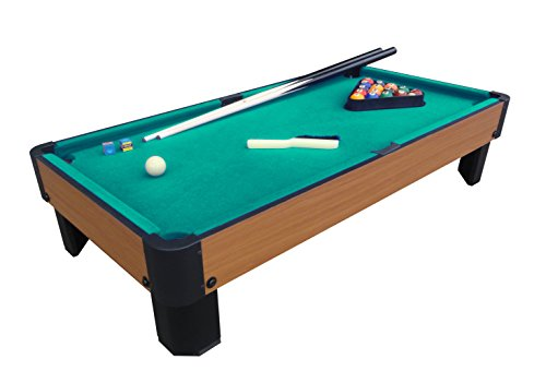 (Playcraft Sport Bank Shot 40-Inch Pool Table with Green Cloth)
