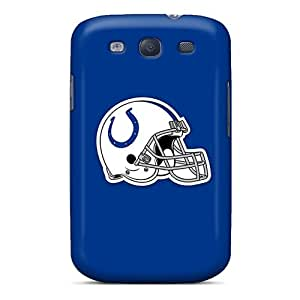 New Customized Design Indianapolis Colts 2 For Galaxy S3 Cases Comfortable For Lovers And Friends For Christmas Gifts