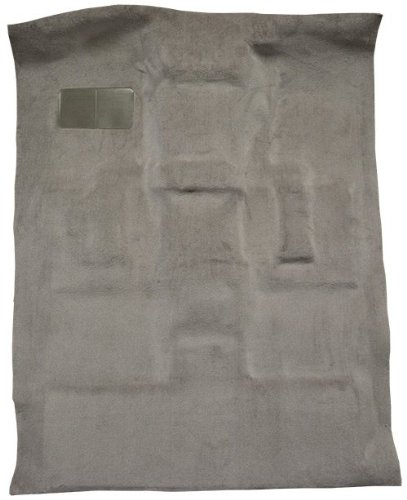2000 to 2006 Chevrolet Tahoe Carpet Replacement Kit, Passenger Area, 4 Door (8019-Mist Grey Cut Pile)