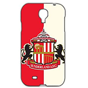 Sunderland AFC logo print cover case for samsung galaxy s4 best football club case design for boys