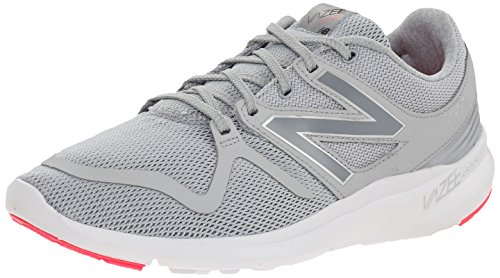 New Balance Wcoas B, WoMen Training Shoes Silver/White