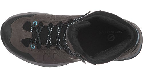 Scarpa Moraine Plus Mid GTX W Zapatillas de senderismo 40,5 charcoal/air