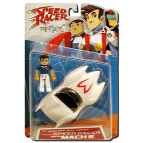 (Speed Racer Series 1 Classic Minimates -  Speed with Mach 5)