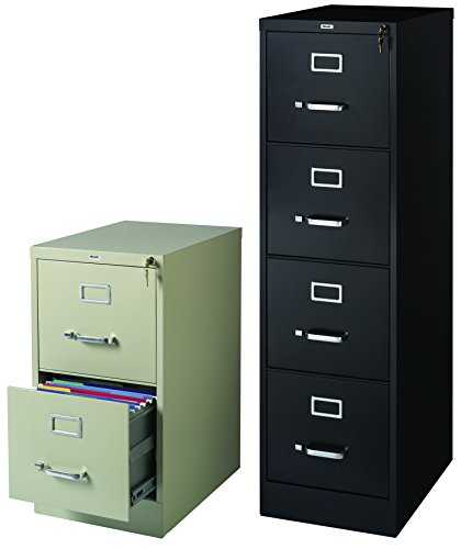 Staples Vertical File Cabinet 22 Quot 4 Drawer Letter Size