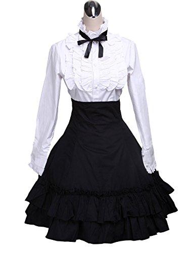 Pleated Lolita Skirt - 3