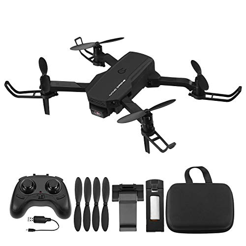 Powerextra Drone with 720P HD Camera for Adult Drone with Camera,15 Mins Flight Time,Drone with Camera with 2.4Ghz…
