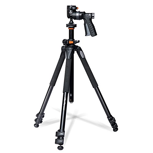 Vanguard Alta Pro 263AGH Aluminum Tripod with GH-100 Grip Head for Sony, Nikon, Canon DSLR Cameras