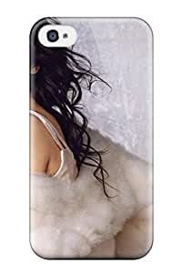 Waterdrop Snap-on Anna Netrebko Music Case For Iphone 4/4s