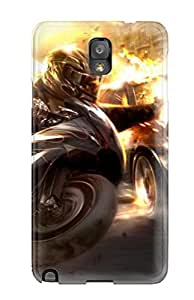Top Quality Protection Guns Cars Explosions Fires Vehicles Anime Motorbikes Case Cover For Galaxy Note 3
