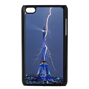 High Quality {YUXUAN-LARA CASE}Unique Eiffel Tower FOR IPod Touch 4th STYLE-12