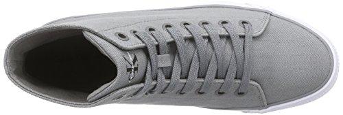 Calvin Klein Jeans Ozzy Canvas - Zapatillas Hombre Gris - gris (Gry)