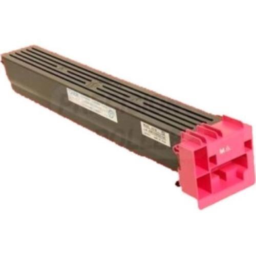 Toner Original Konica-minolta Tn-613m A0tm330 Bizhub C452 C552 C652 (magenta)
