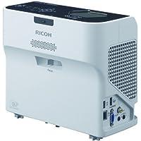 Ricoh Corp 432104 PJ WX4152NI WXGA Video Projector, 3500lm