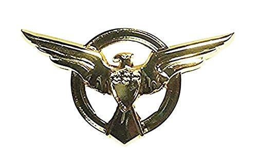 (Marvel Comics AGENT CARTER Eagle Metal Costume Pin)