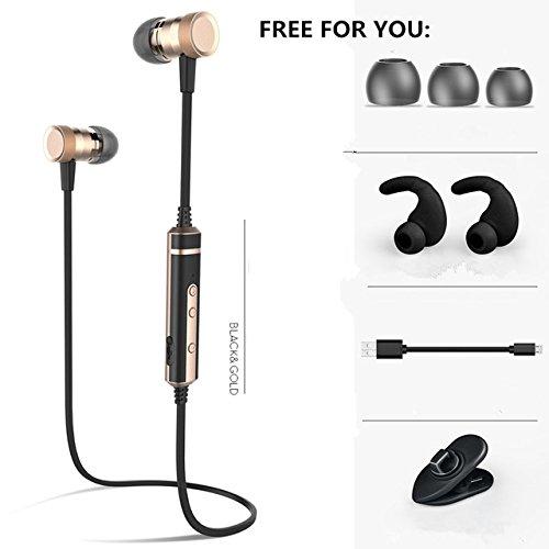 Sound Intone H6 Bluetooth Earphone With MIC Sweatproof Gym Sport Wireless Earphones Bass Headphones For Xiaomi iPhone MP3 Video