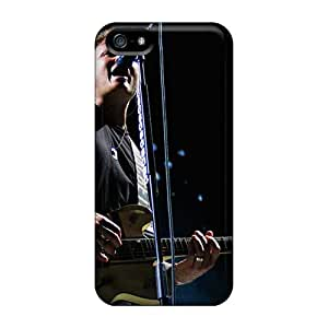 TimeaJoyce Iphone 5/5s Shock Absorbent Cell-phone Hard Covers Support Personal Customs Stylish Blink 182 Band Image [kFr17562MaJQ]