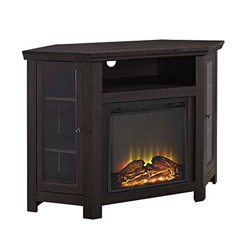 console fireplace espresso - 5