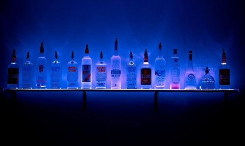 LED-Liquor-Shelf-and-Bottle-Display-5-ft-length-Programmable-Shelving-Includes-Wireless-Remote-Wall-Mounts-and-Power-Supply