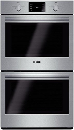 Bosch HBL5551UC 500 30' Stainless Steel Electric Double Wall Oven