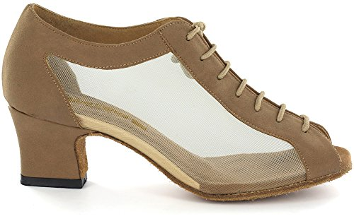 Almadanza Womens Pratique Chaussures De Danse A264304 Tan