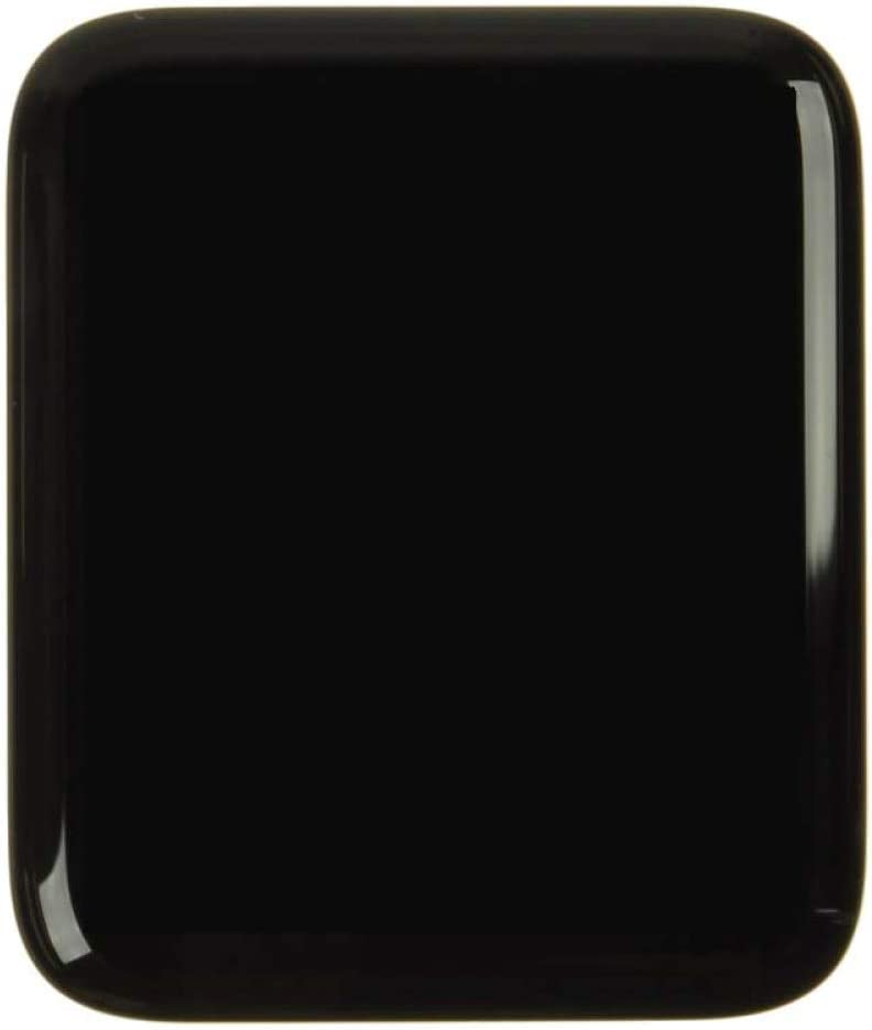 LCD & Digitizer Assembly for Apple Watch Series 3 (GPS) (42mm) (Black) with Glue Card