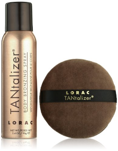 LORAC TANtalizer Body Bronzing Spray, 3.4 oz.